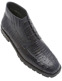 Caiman Belly Boots For Men