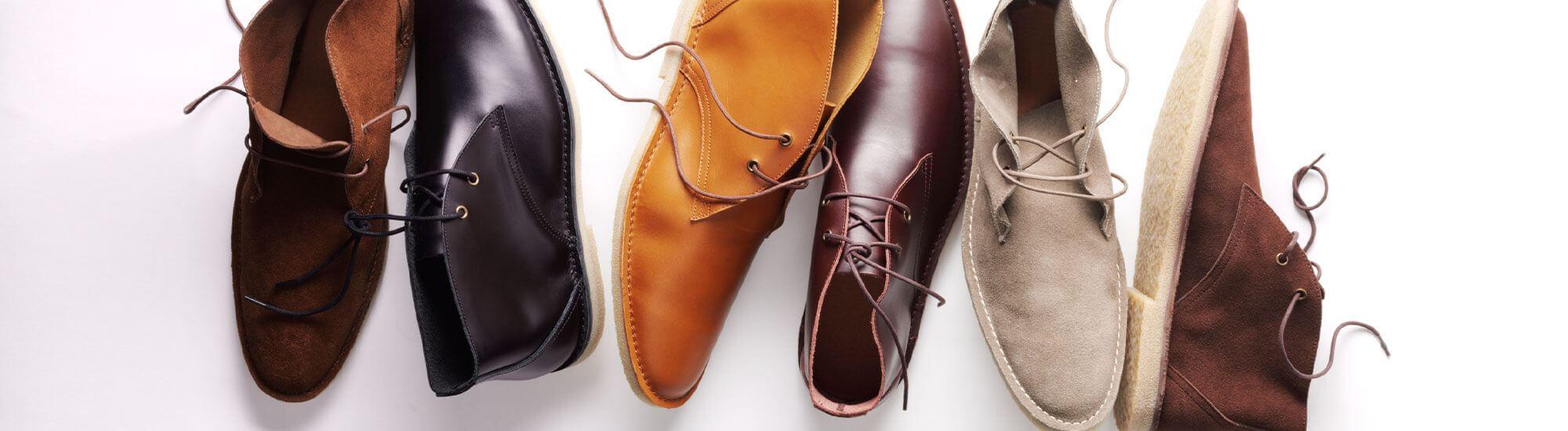 Classic. Casual. Unique Shoes