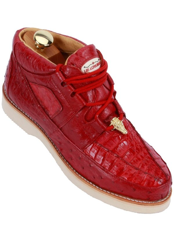 Ostrich Mens Casual Shoes