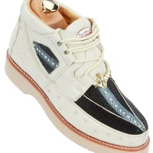 Exotic Skin Casual Shoes