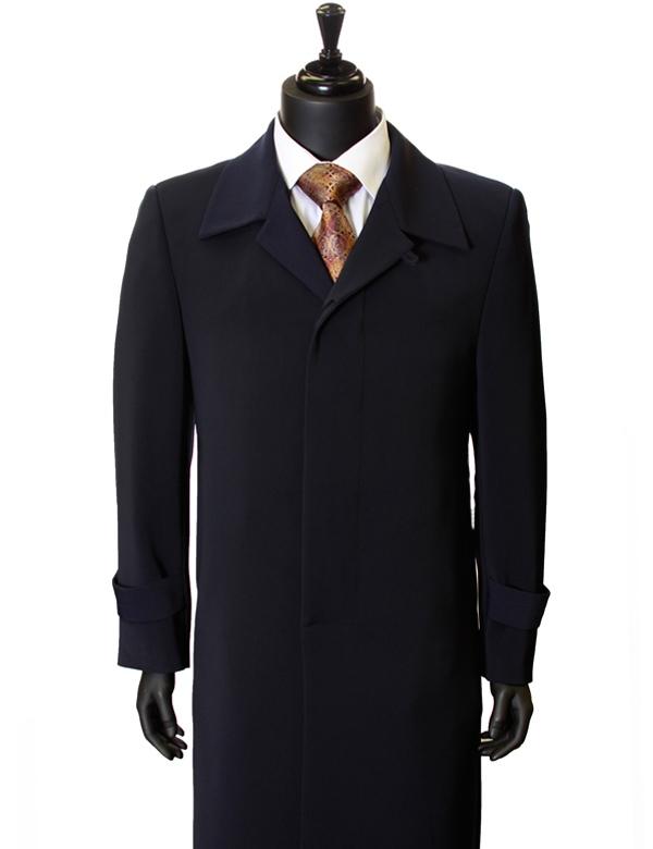 Santans Men Long Coat Male Overcoat Trench Coat