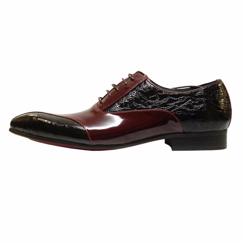 Stacy Adams Burgundy Dress Shoes