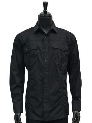 mens 2 pocket shirt