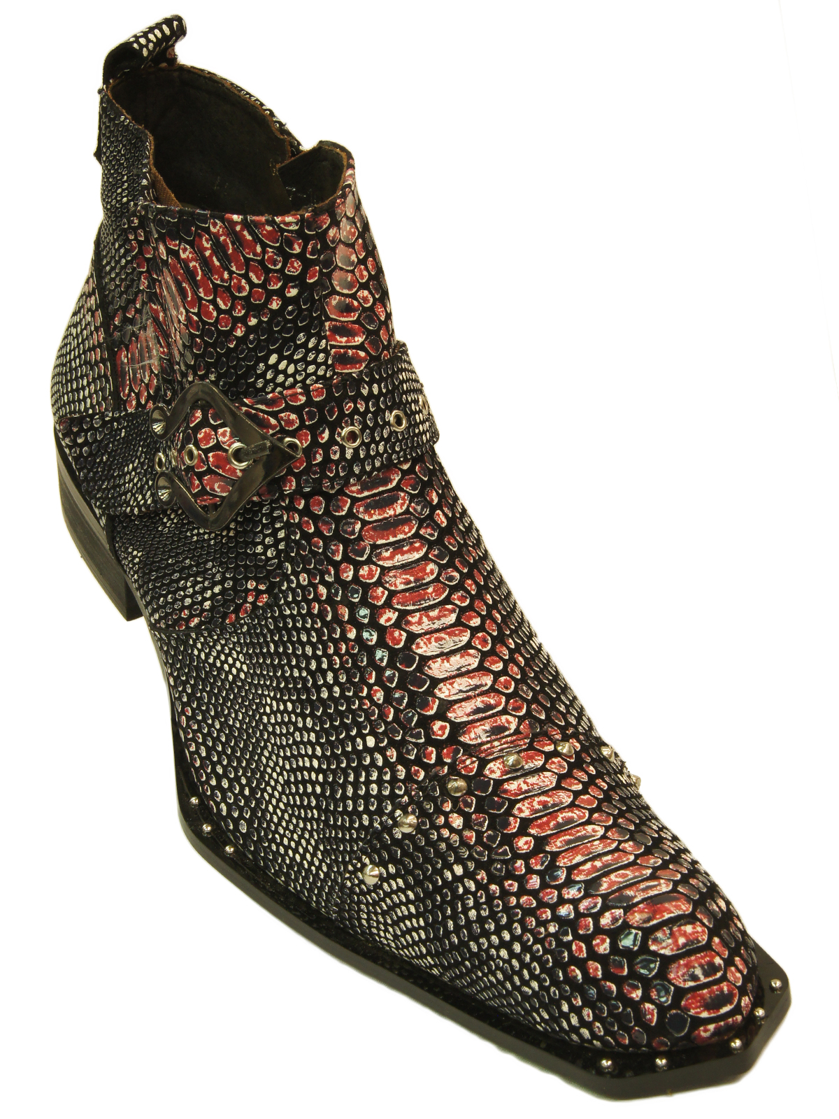 Are Mens Exoctic Skin Shoes Out Of Style
